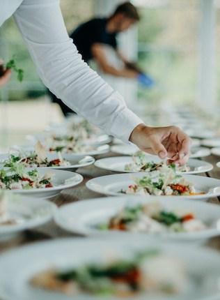 Claret - Wedding caterers in Dorset